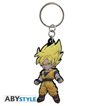 Dragon Ball - DBZ/Goku Keyring
