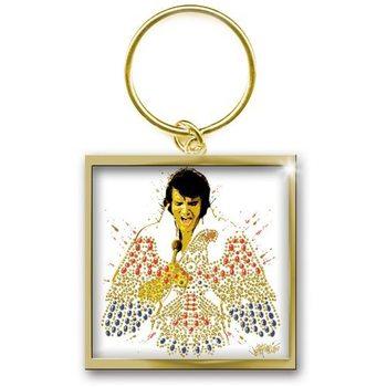 Elvis Presley – American Eagle Keyring