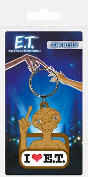 ET - I Love ET Keyring