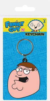 Family Guy - Peter Face Keyring