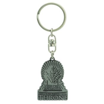 Game Of Thrones - For The Throne Keyring