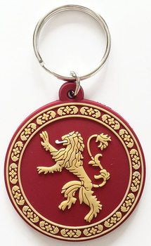 Keyring Game of Thrones - Lannister