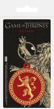 Game Of Thrones-Lannister Keyring