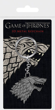 Game Of Thrones - Stark Sigil Keyring