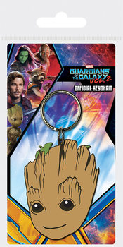 Keychain Guardians of the Galaxy Vol. 2 - Baby Groot