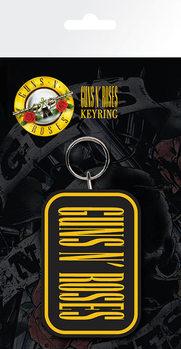 Guns N Roses - Logo Keyring