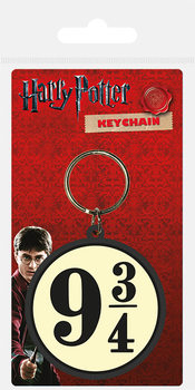 Harry Potter - 9 3/4 Keyring