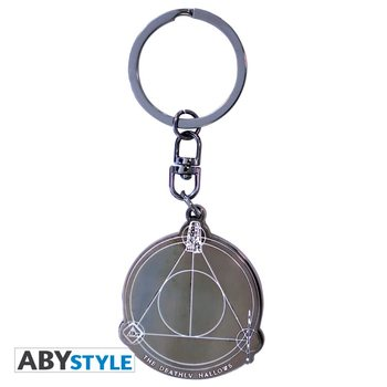 Keychain Harry Potter - Deathly Hallows