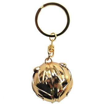 Harry Potter - Golden snitch Keyring