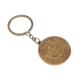 Harry Potter - Gringotts Keyring