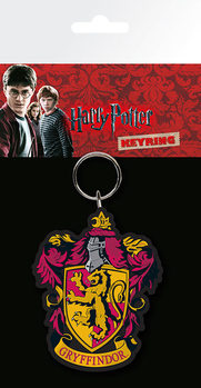 Harry Potter - Gryffindor Keyring