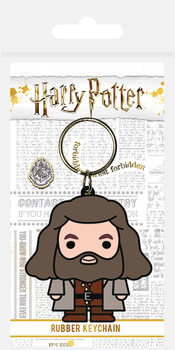 Harry Potter - Hagrid Chibi Keyring