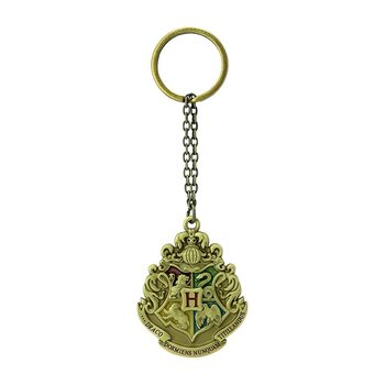 Harry Potter - Hogwarts' Crest Keyring
