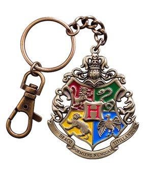 Harry Potter - Hogwarts Keyring