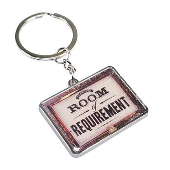 Harry Potter - Room of Requirement Keyring