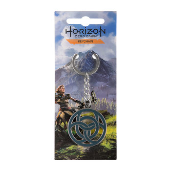 Horizon Zero Dawn - Logo Keyring