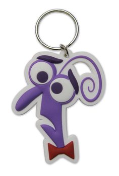 Inside Out - Fear Keyring