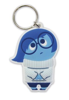 Keychain Inside Out - Sadness