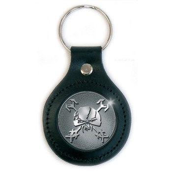 Iron Maiden - Final Frontier Icon Keyring
