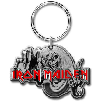 Iron Maiden - The Number Of The Beast Keyring