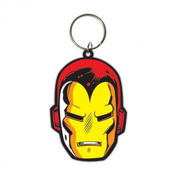 Iron Man - Face Keyring