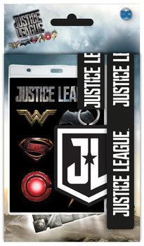 Keyring Jutice League - Movie Logo