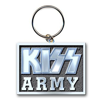 Kiss - Army Block Keyring