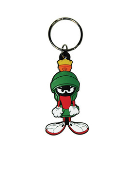 LOONEY TUNES - Marvin The Martian Keyring