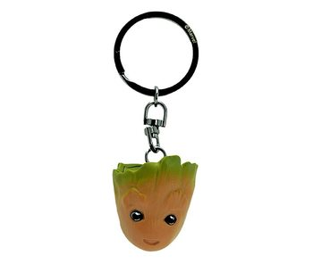 Keychain Marvel - 3D Groot