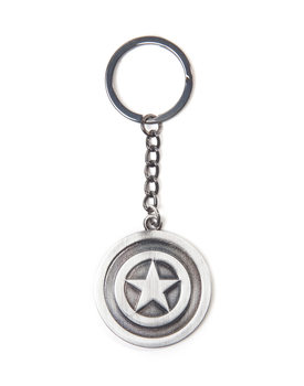 Marvel - Captain America Shield Keyring