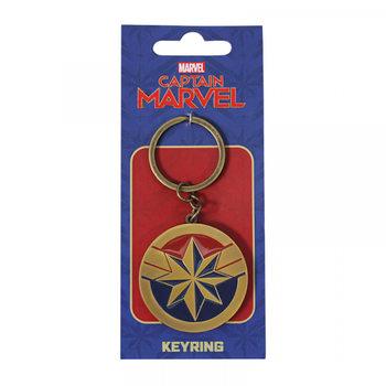 Marvel - Captain Marvel Keyring