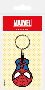 Marvel Kawaii - Spiderman Keyring