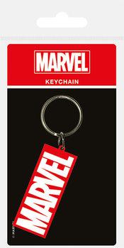 Marvel - Logo Keyring