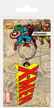 Marvel - X-Men Logo Keyring