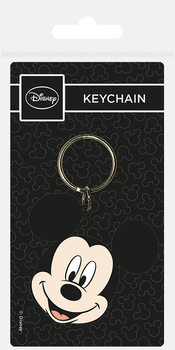 Mickey Mouse - Head Keyring