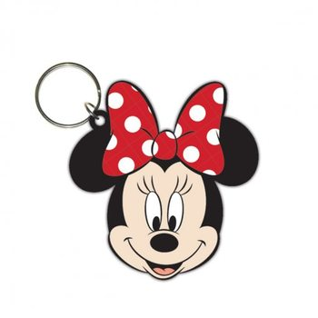 Minnie Mouse - Head Keyring