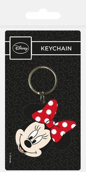 Minnie Mouse - Head Keyring