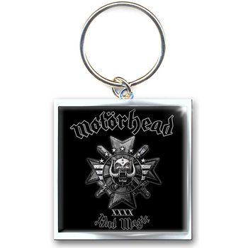 Motorhead - Bad Magic Keyring