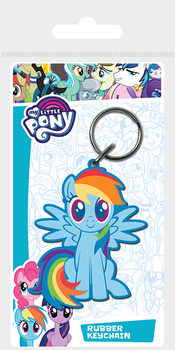 My Little Pony - Rainbow Dash Keyring
