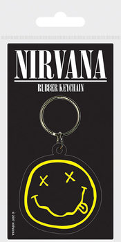 Keychain Nirvana - Smiley