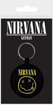 Keychain Nirvana - Smiley