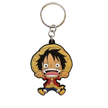 One Piece - Luffy Keyring