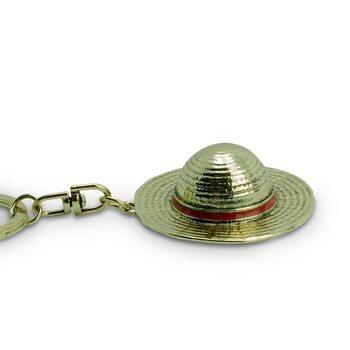 Keychain One Piece - Luffy's Hat