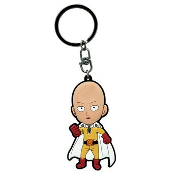 Keychain One Punch Man - Saitama