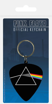 Pink Floyd - Darkside Of The Moon Plectrum Keyring