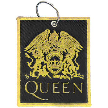 Queen - Classic Crest Keyring