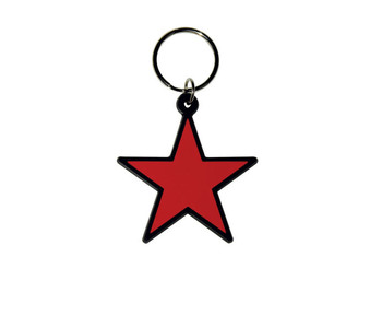 RED STAR Keyring