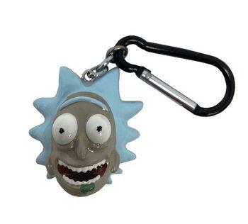 Keychain Rick & Morty - Rick