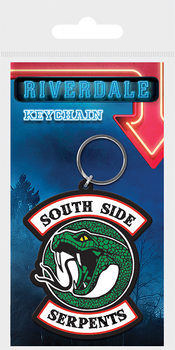 Riverdale - South Side Serpents Keyring