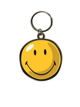 SMILEY WORLD - Face Keyring